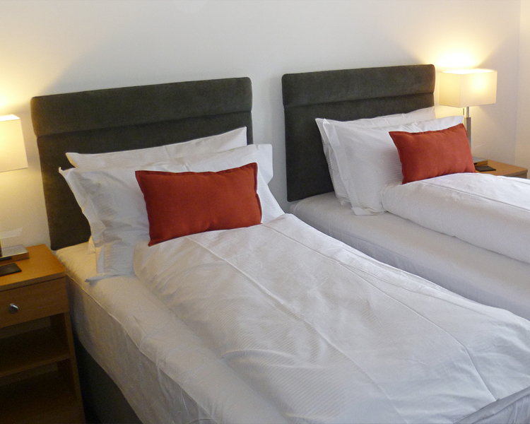Room Two - All bedroom accommodation is spacious, en-suite shower-room and tastefully decorated to a high standard.